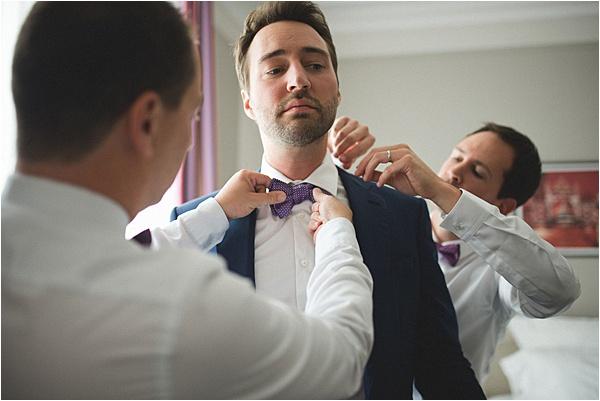 Rime Arodaky Bride Bow Tie