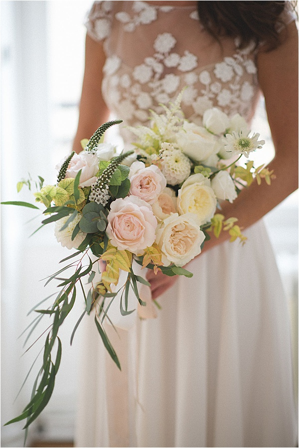 Rime Arodaky Bride Bouquet