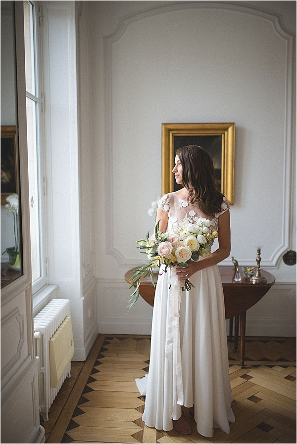 Rime Arodaky Bride Dress