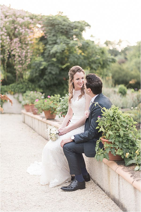 beautiful couple at Destination Wedding Planning in Gascony