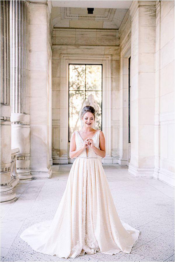 bride at Bridal Photography in Paris