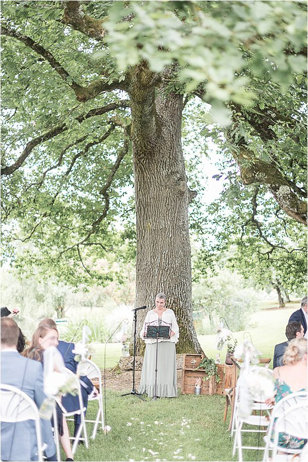 celebrant at Destination Wedding Planning in Gascony