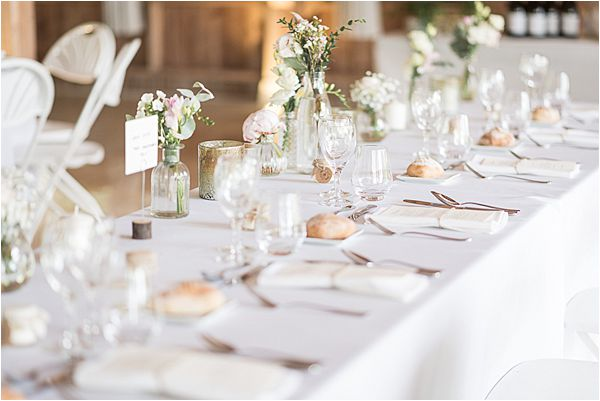 dining table at Destination Wedding Planning in Gascony