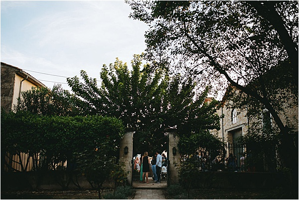 wedding in Pezenas - Vineyard Venue