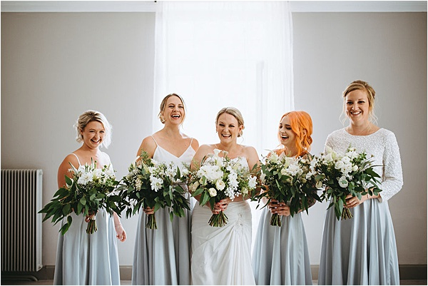 wedding in Pezenas - Gorgeous Bridesmaids