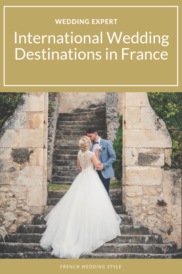Best international wedding destinations