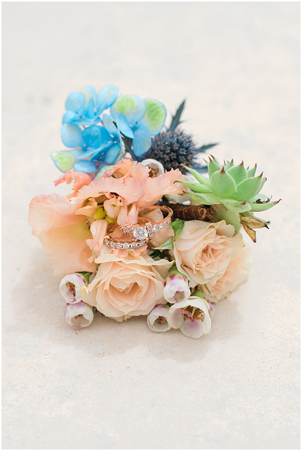 Bridal Bouquet for her French Destination Wedding