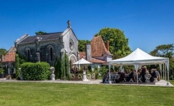 Chateau de Fayolle Wedding Venue in Aquitaine