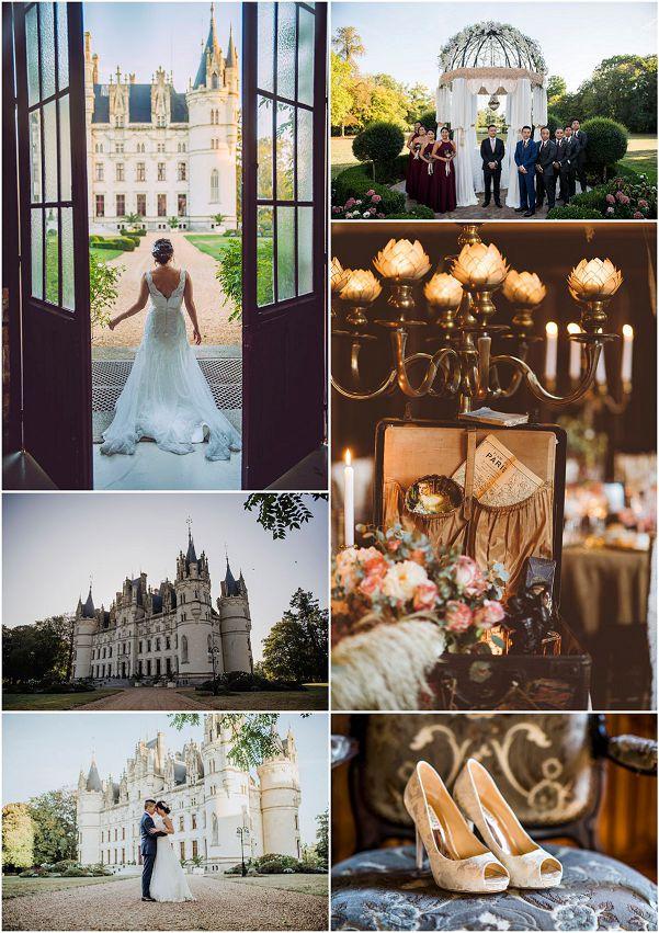 Fairytale Luxury Wedding Venue Chateau Challain Snapshot