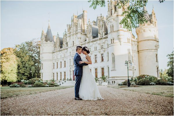 FAIRYTALE LUXURY WEDDING VENUE CHATEAU CHALLAIN FRANCE