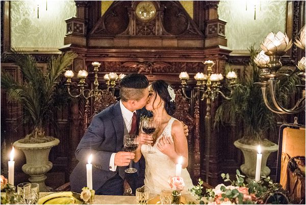 Fairytale Luxury Wedding at Chateau Challain by Janis Ratnieks Photography