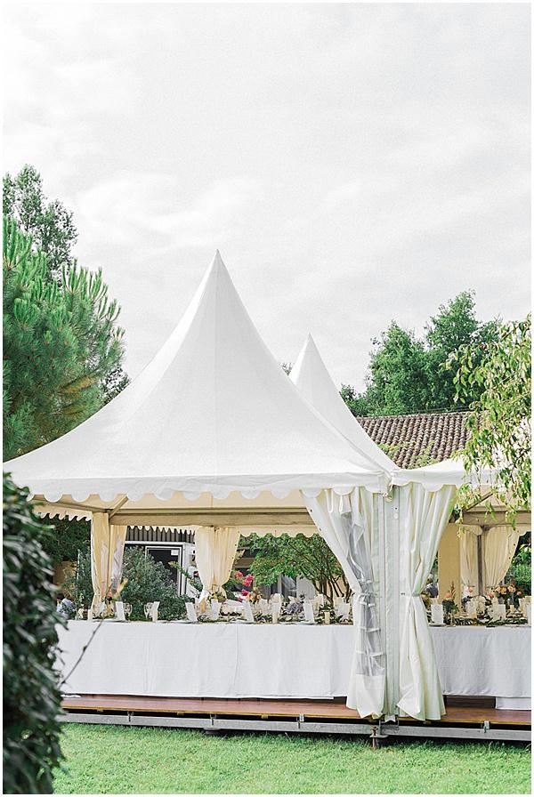 French Destination Wedding Chateau Meyre