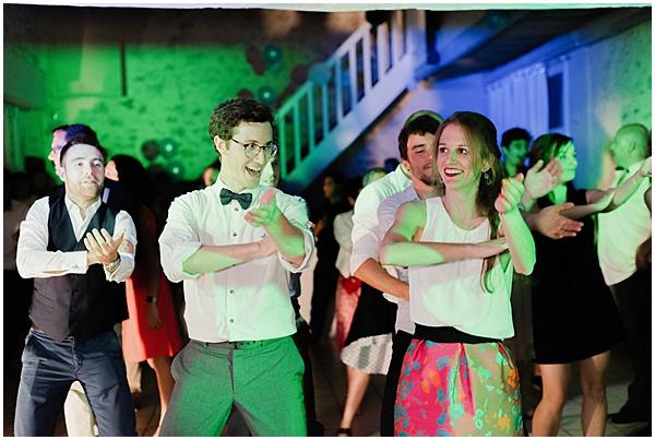 French Destination Wedding Dance