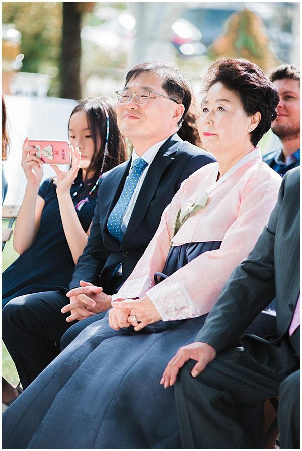 French Destination Wedding Wedding Guests