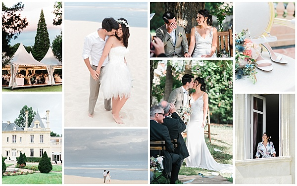 French Destination Wedding - Wedding Snapshot