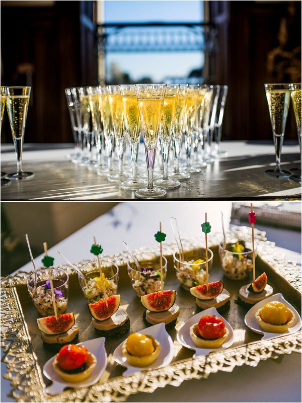 French wedding catering by Janis Ratnieks Photography