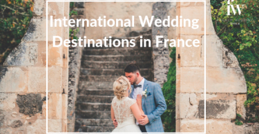 International Wedding Destinations in France