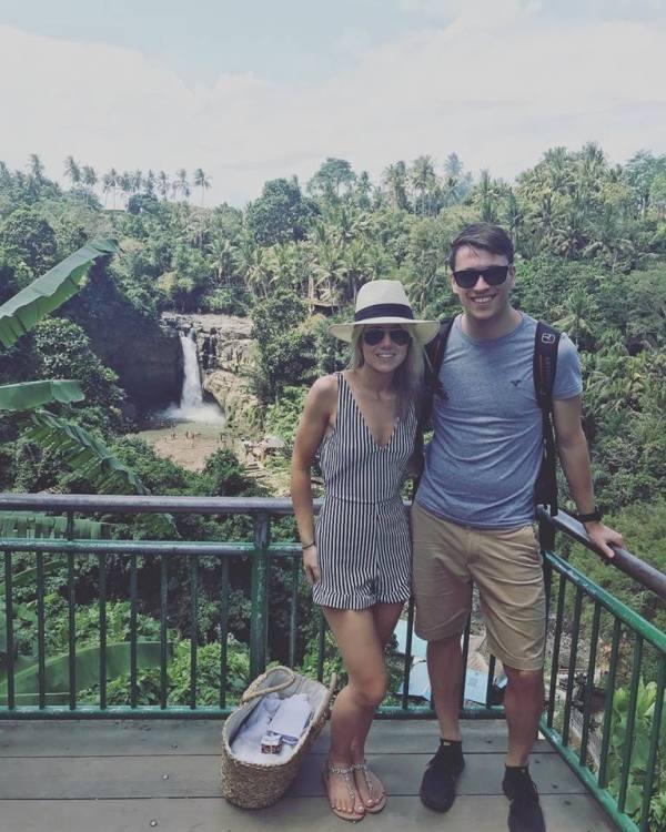 Kim and Alex Bali