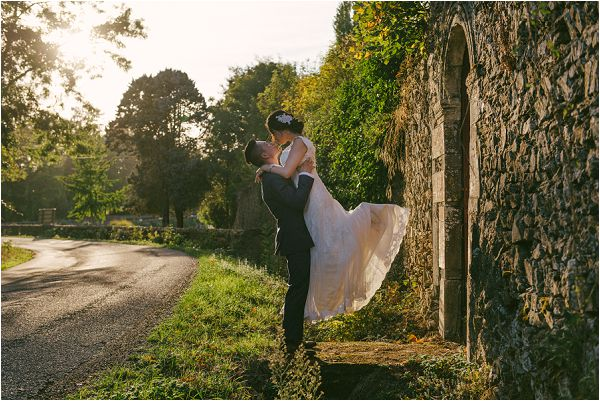 Loire Valley France castle wedding by Janis Ratnieks Photography