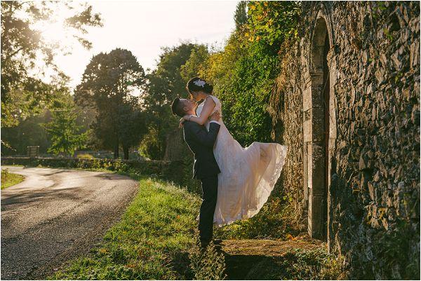 Loire Valley France castle wedding by Janis Ratnieks Photography