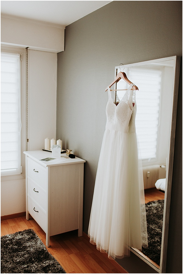 Wedding in Alsace Point Mariage Wedding Dress