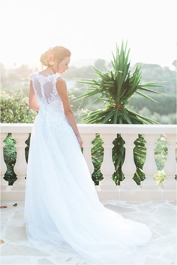 great escape location at paradise of birds wedding on French Riviera