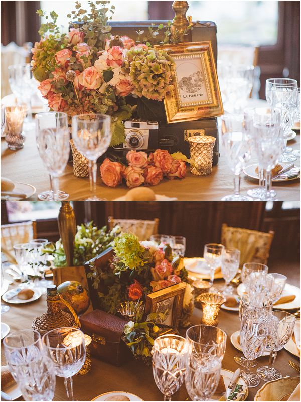 luxury fairytale wedding decor by Janis Ratnieks Photography