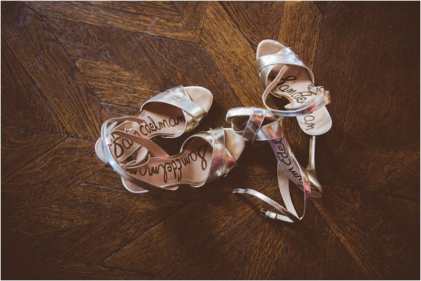 sam edelman bridesmaid shoes by Janis Ratnieks Photography