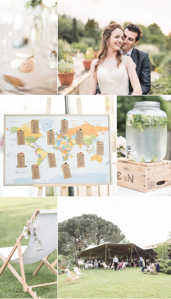 snapshot at Destination Wedding Planning in Gascony