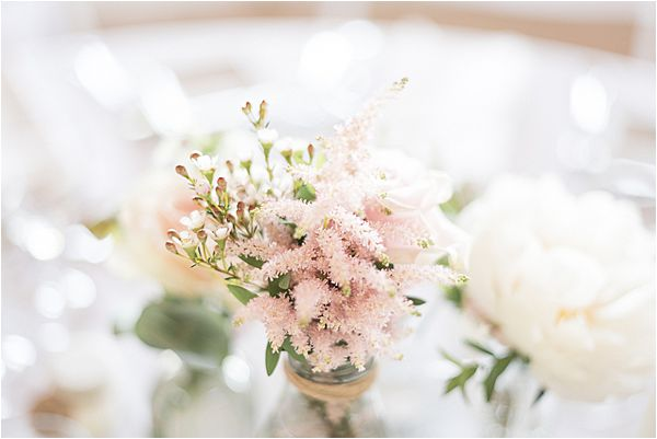 stunning flowers at Destination Wedding Planning in Gascony