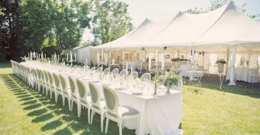 3 Elian Concept Weddings Marquee Wedding France Pole Marquee Erika Gerdemark Photography