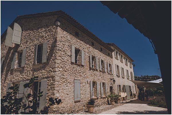 Bastide St. Mathieu Venue