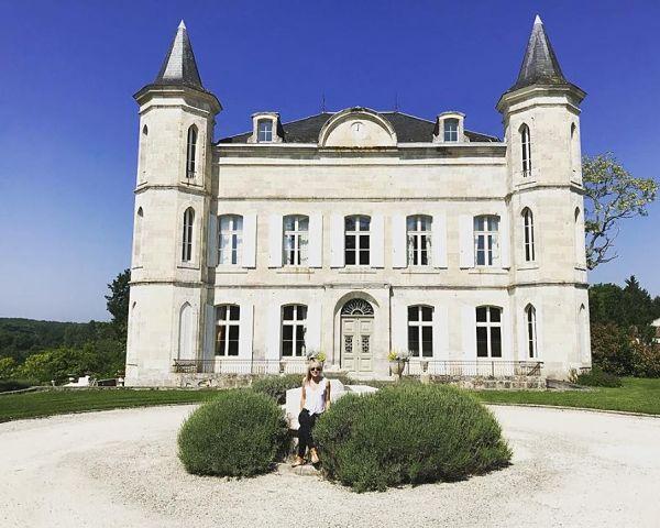 Château Lasfargues wedding venue
