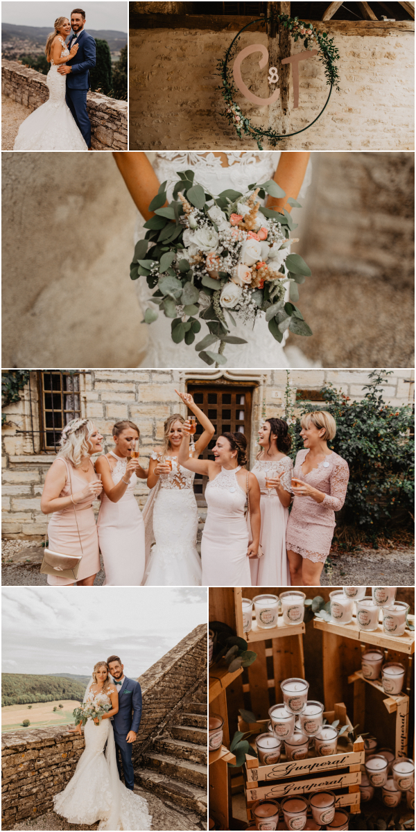 Château de Belvoir Destination Wedding Snapshot