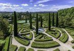 Château de Sannes Stunning Wedding Gardens