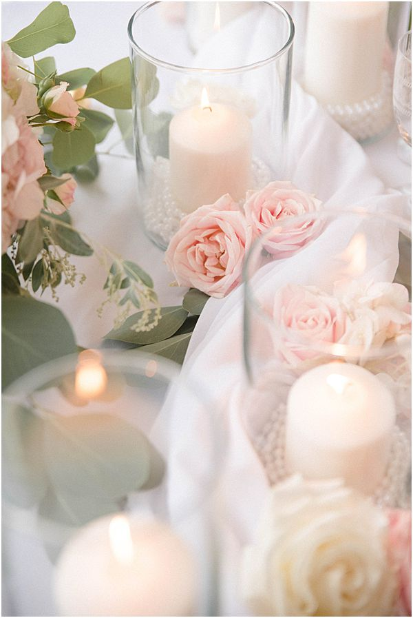 Chic Wedding Centerpiece