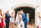 Confetti Moment France Wedding