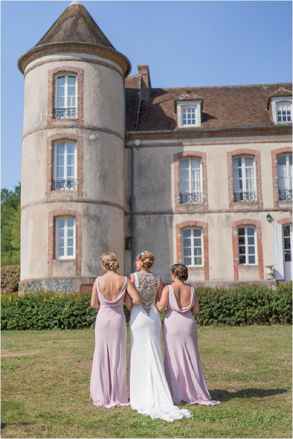 Destination Wedding in Normandy France by Noces du Monde