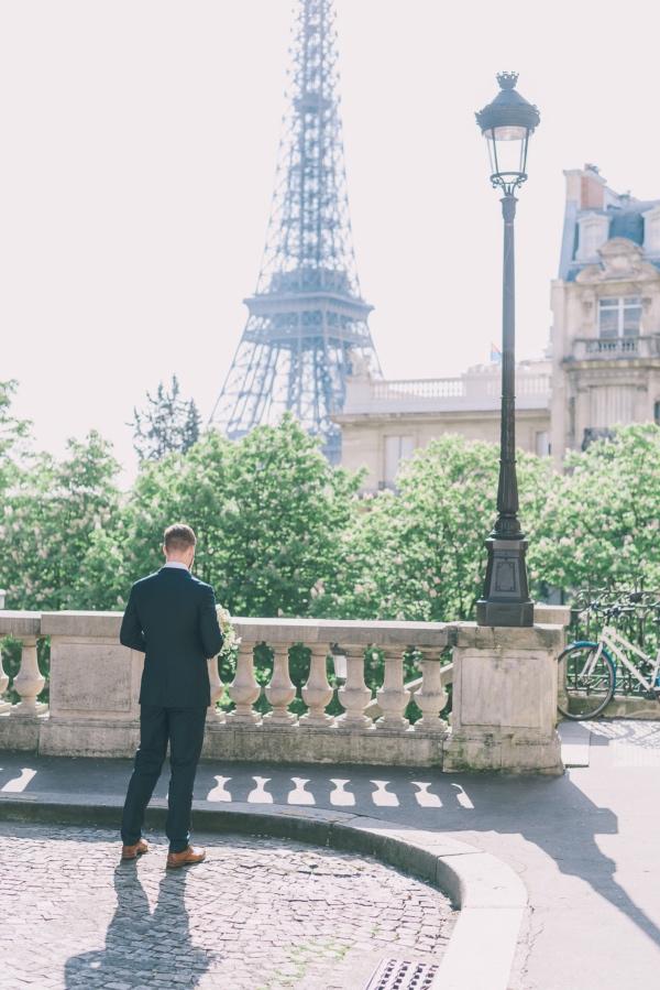 Eiffel Tower Elope