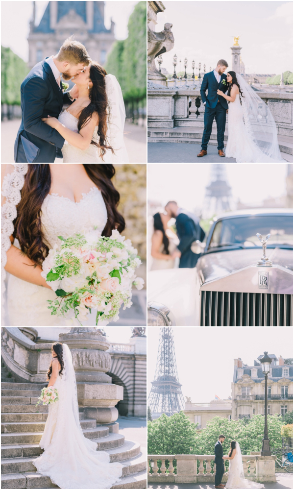 Elope in Paris in May Snapshot