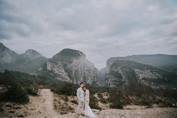 Elope in Rougon France