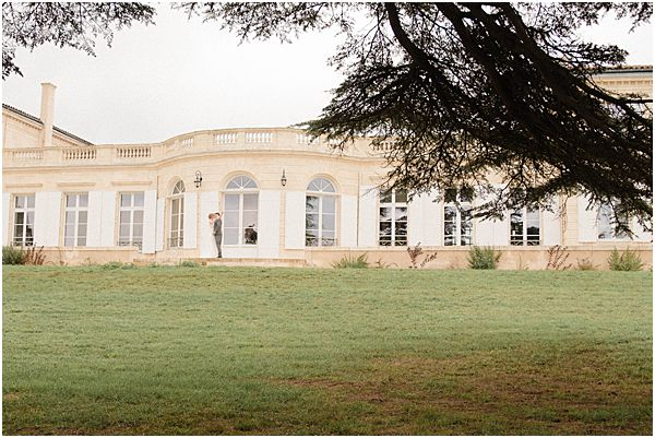 French Chateux Venue