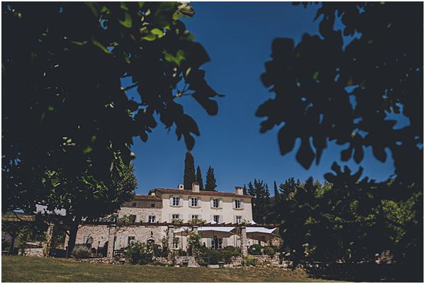 Grasse Provence Wedding Venue