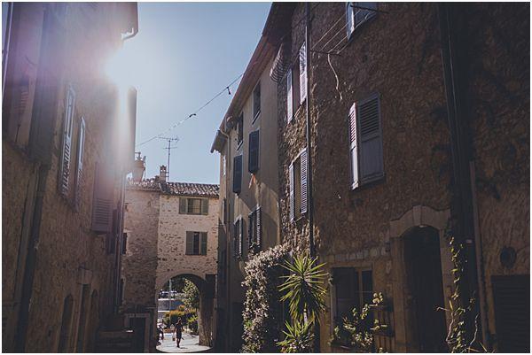 Grasse Provence Wedding