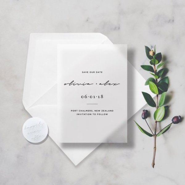 10 Best Etsy Save The Dates To Announce