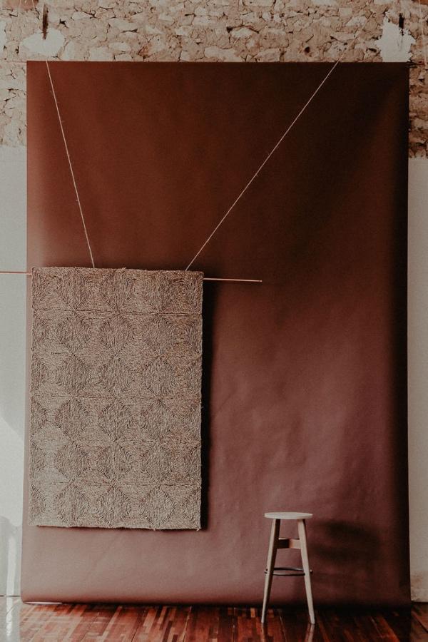 Moroccan Fibre Carpet