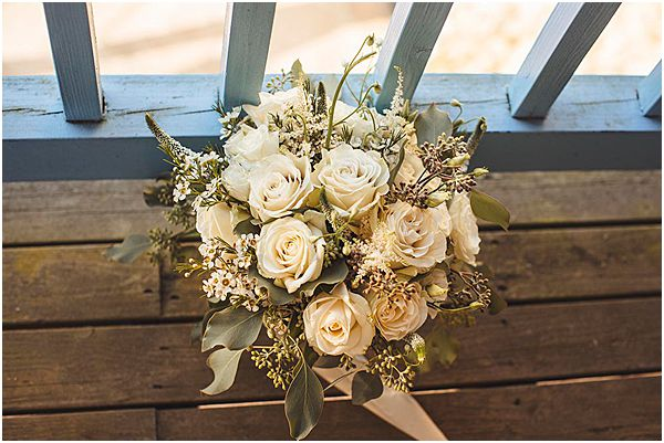 Neutral Rose Bouquet