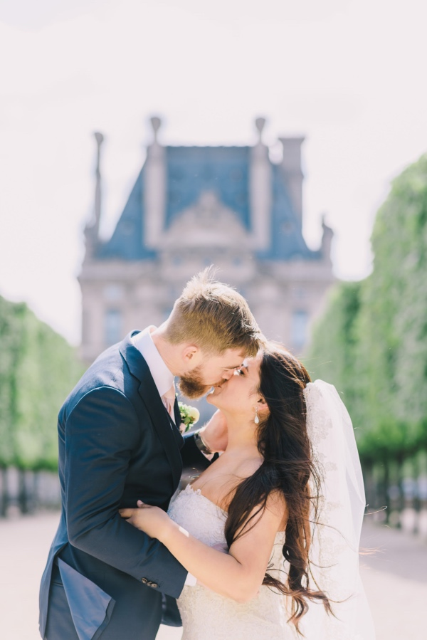 Paris Couple Married