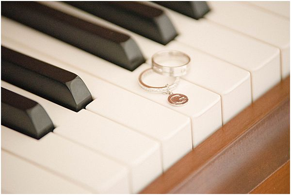 Piano Wedding Details