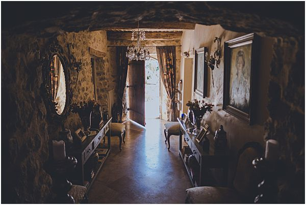 Rustic Relaxed Grasse Venue